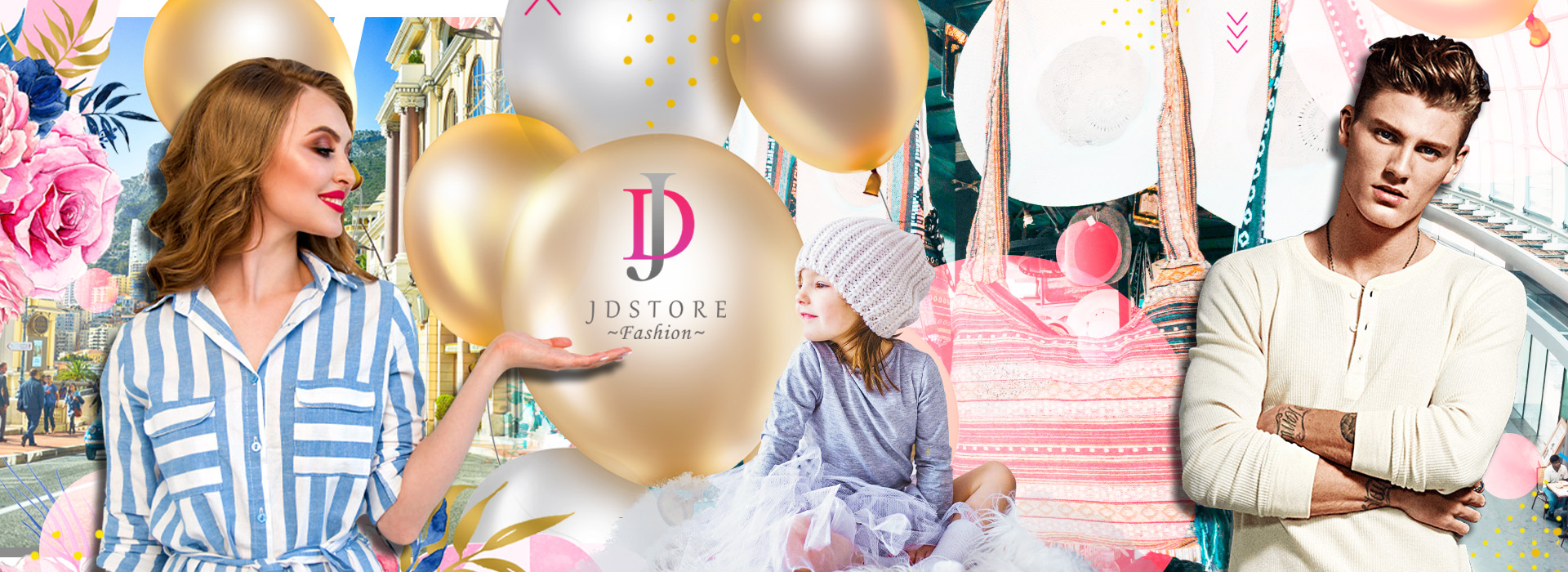 JDStore Group - Outsourcing Banner