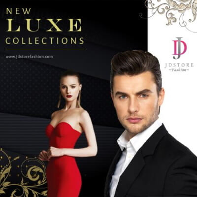 JDStore Fashion - New Luxe Collection