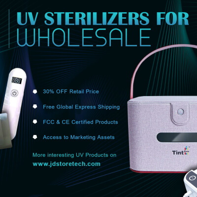 JDStore Tech - New UV Sterilizers Collection