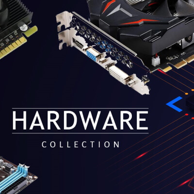JDStore Tech - New Hardware Collection