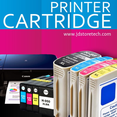 JDStore Tech - New Printer Cartridges Collection