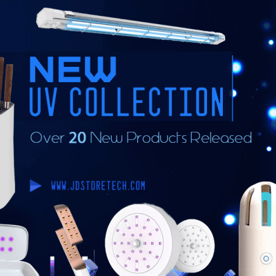 New UV Collection